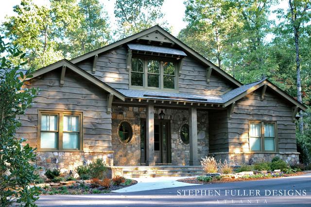 A mountain lake house for Mountain lake house plans
