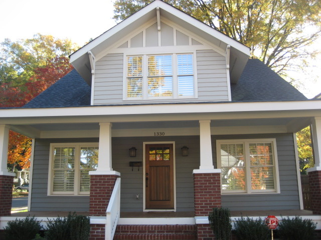 Superb A New Craftsman Bungalow With Historic Charm Craftsman Exterior