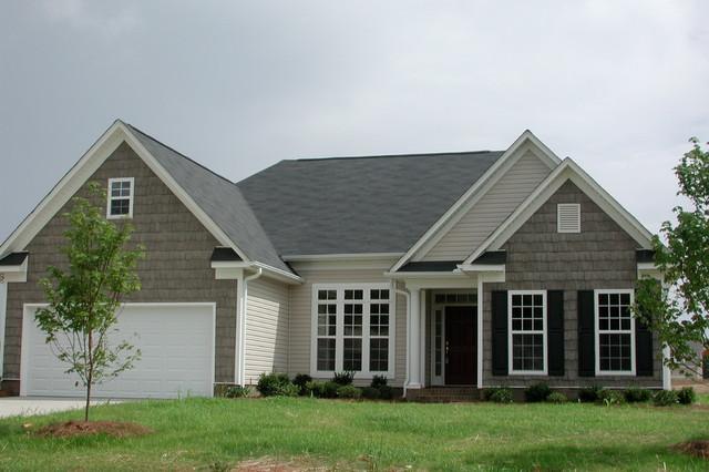 A Niblock Home traditional-exterior
