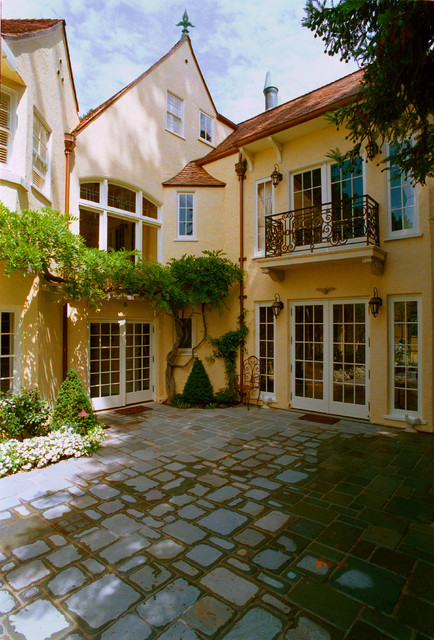 A Storybook Home traditional-exterior