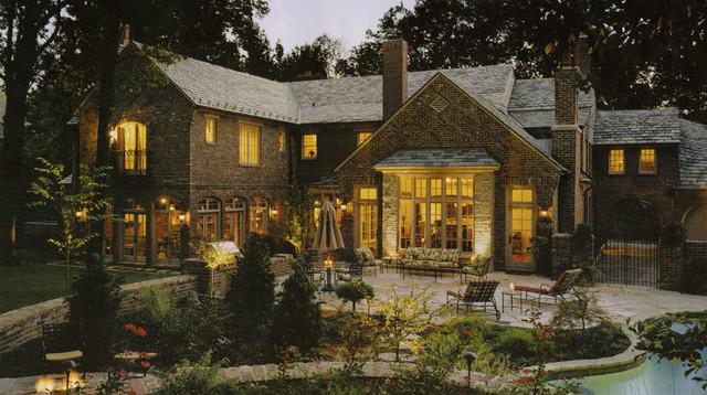 A Tudor Addition traditional-exterior