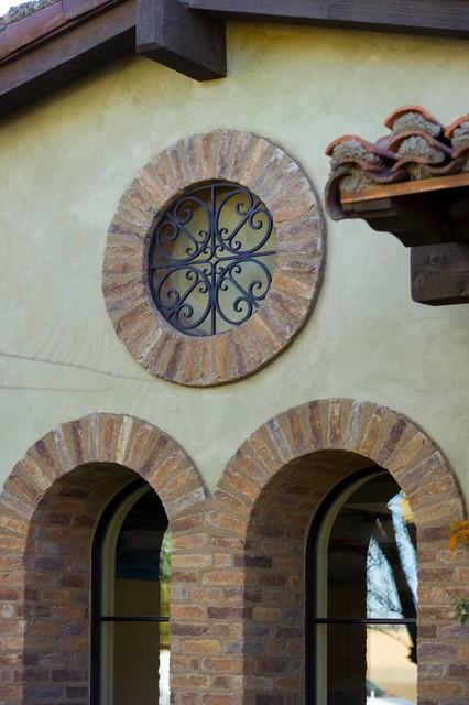 A Tuscan Farmhouse 1 mediterranean-exterior
