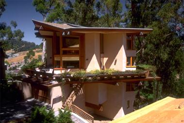 Aaron Green Associates - Project: Denevi Residence contemporary-exterior