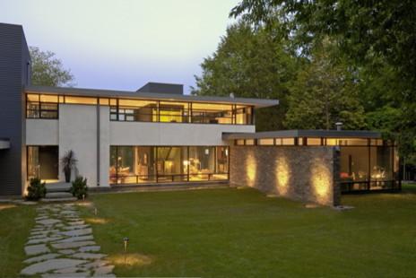 Abelow Sherman Architects LLC modern-exterior