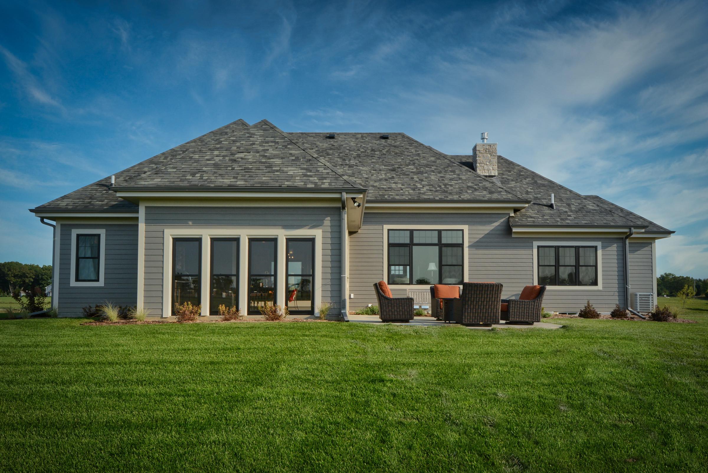 Acadia IV Model Home