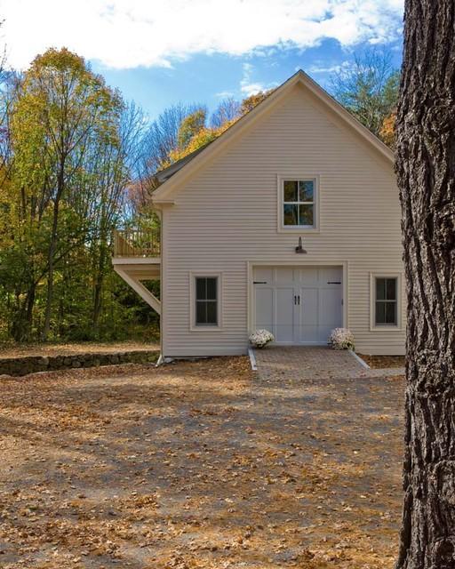 Accessory Dwelling - Barn Conversion contemporary-exterior