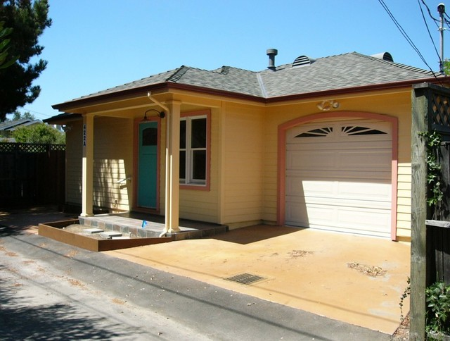 Accessory Dwelling Units Traditional Exterior San
