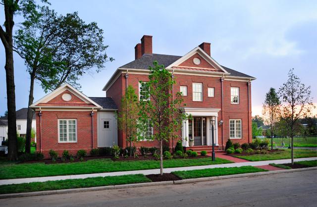 Ackerly Park New Albany Ohio Traditional Exterior