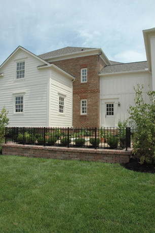 Ackerly Park traditional-exterior