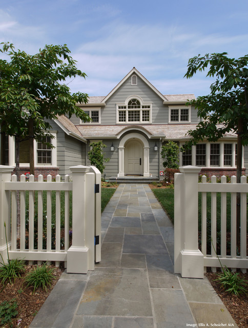 Additions and Remodel in Palo Alto CA traditional exterior