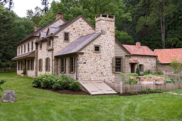 Additions and Renovation - Oley, PA traditional-exterior