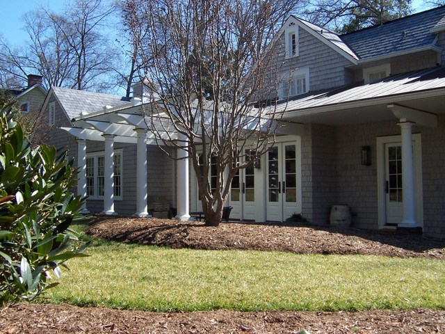 Additions & Renovations traditional-exterior