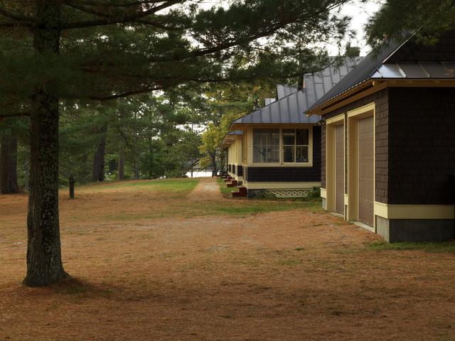 Adirondack Addition traditional-exterior