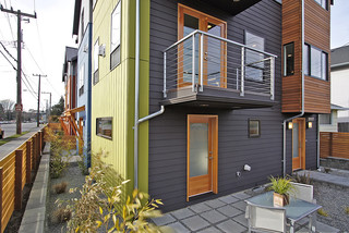 Admiral Way Townhomes West Seattle Wa 171 David