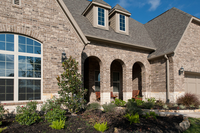 Adobe Wells Traditional Exterior Dallas By Acme