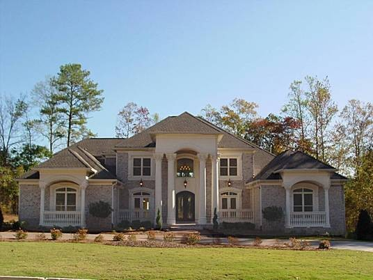 Ahb Custom Home Builders Royal Lakes Estates Residence