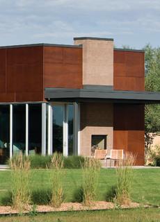 Airport House Denver Contemporary Residence