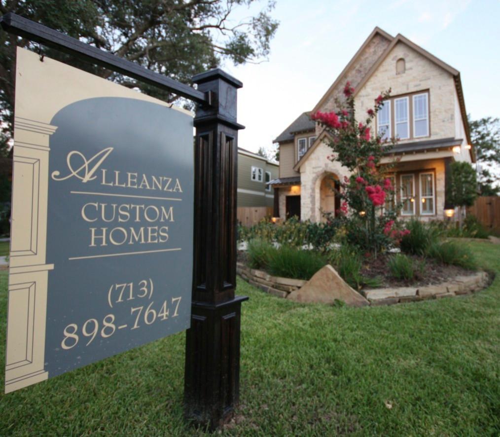 Alleanza Custom Home Exteriors