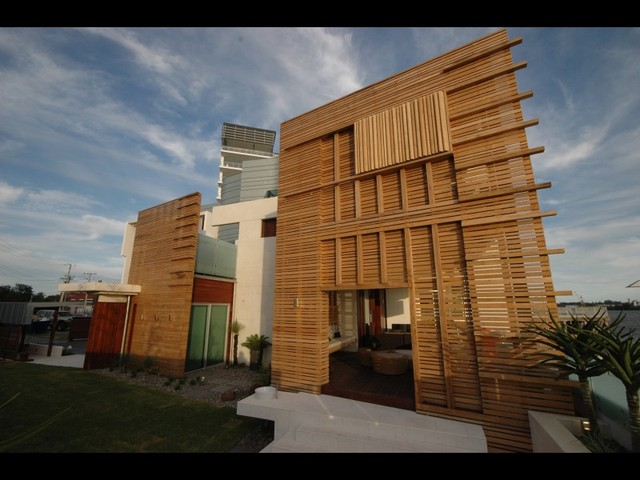 Architectural Timber Joinery modern exterior
