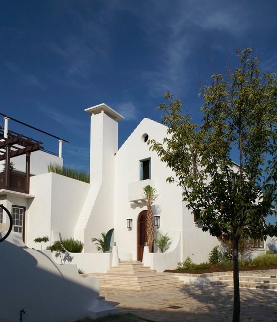 Alys Beach Residence mediterranean-exterior