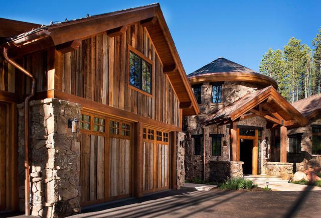 Amass-Miller Residence contemporary-exterior