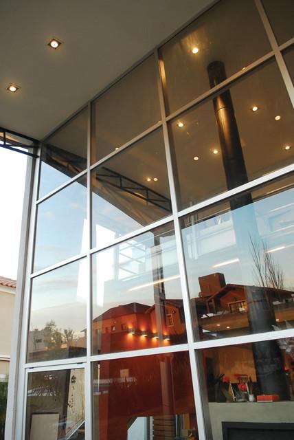 AMD House contemporary-exterior