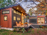 Houzz Tour: Rock Musician's Tiny House Wakes Up the Neighborhood (12 photos)