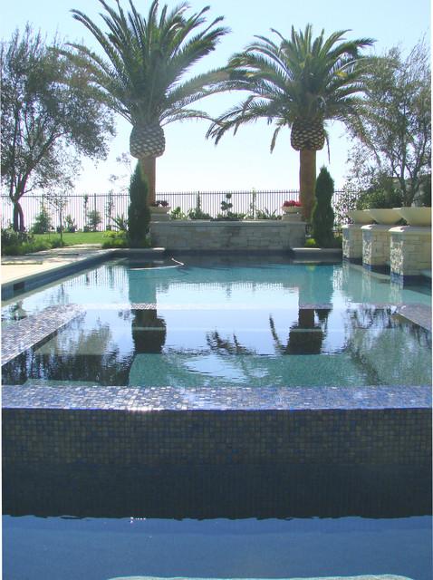 AMS Landscape Design Studios, Inc. contemporary-exterior