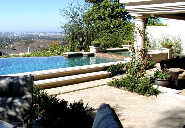 AMS Landscape Design Studios, Inc contemporary-exterior