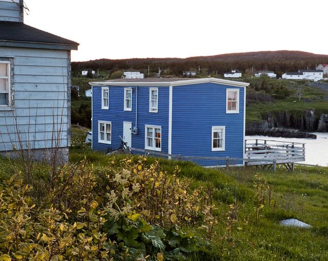 Anchor House, Newfoundland beach-style-exterior