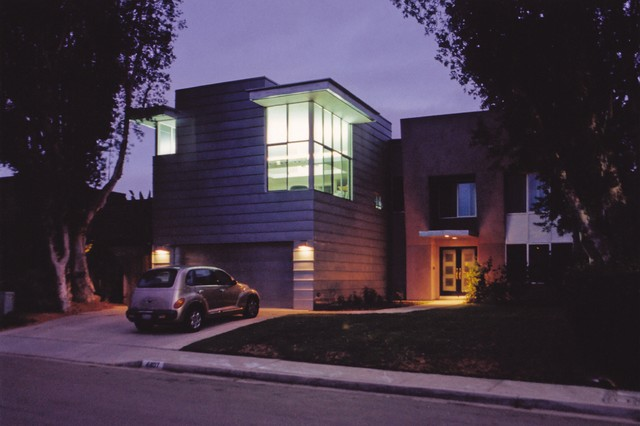 Anderson Residence modern-exterior