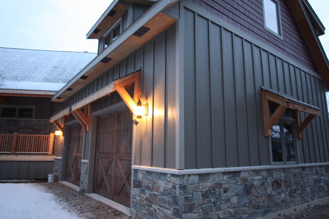 Anderson Timber Frame Milwaukee By Ruebl Builders LLC