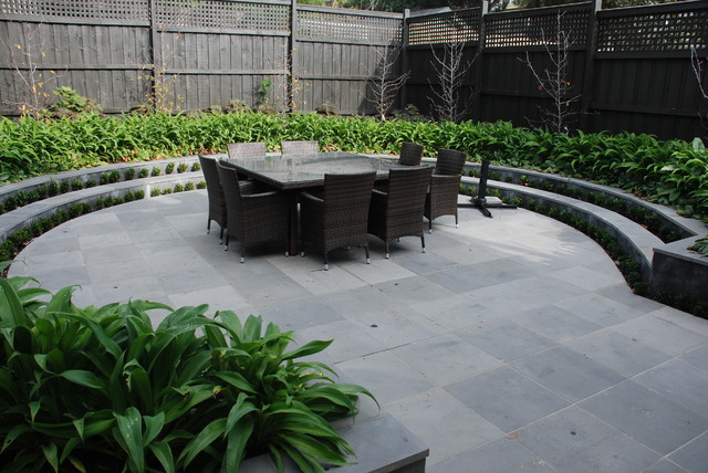 Andrew Renn Design, beautiful gardens of Melbourne Australia. exterior