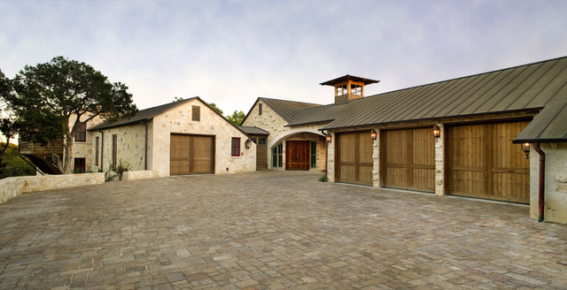 Angelwylde House rustic-exterior