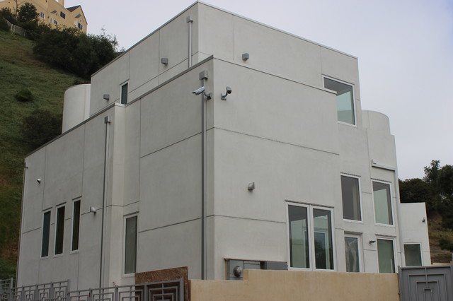 Anodized Aluminum Collector Boxes And Downspouts Hollywood