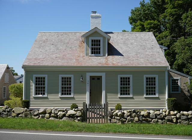 antique farm house farmhouse exterior boston by the valle group