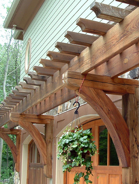 Antique Reclaimed Barn Beams Traditional Exterior Other Metro By Olde