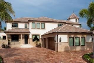 Apollo Beach Residence mediterranean-exterior