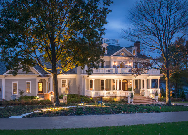 Apple Valley Home - Traditional - Exterior - Columbus - by Shrock ...