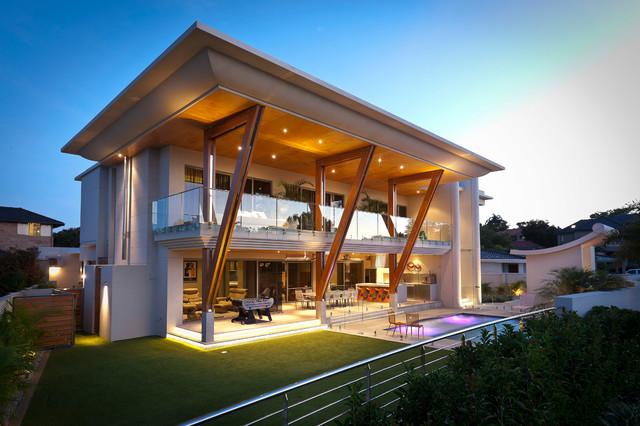 Applecross contemporary-exterior