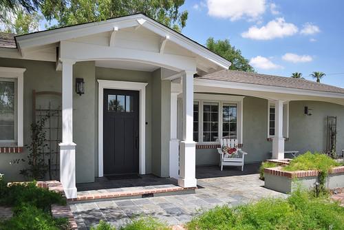 Is This Front Door A Pella Front Door Or Craftsman Front Door