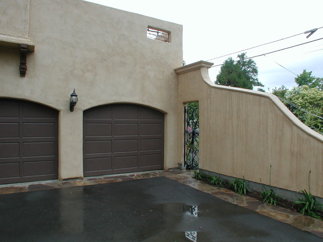 Arched Garage Doors