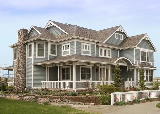 Archevie Design traditional-exterior
