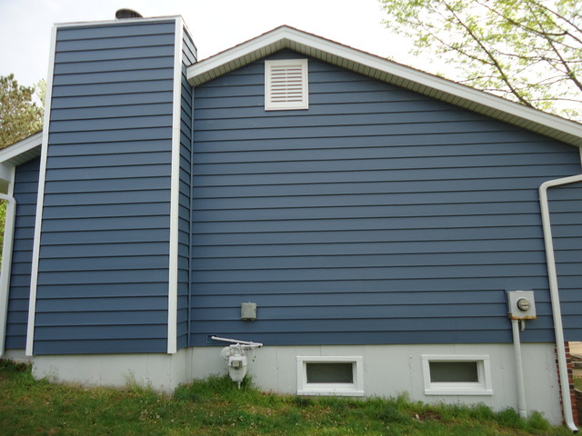 Architectural 7 Quot Wide Insulated Vinyl Siding Regatta