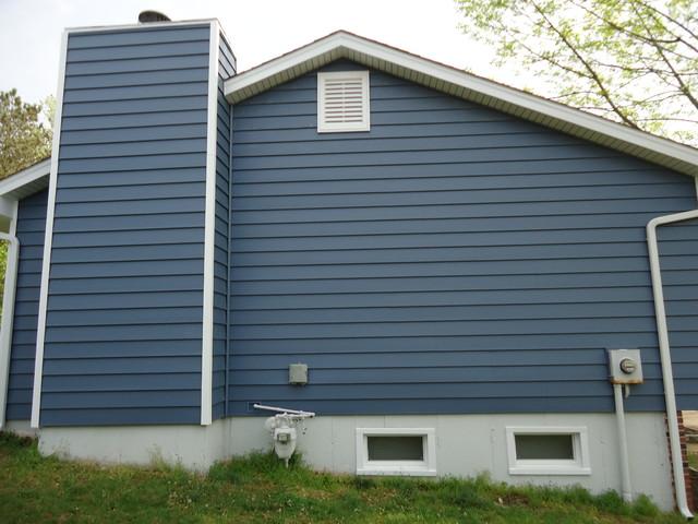 architectural 7 wide insulated vinyl siding regatta