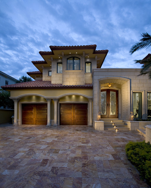 Home Mediterranean Homes Dream