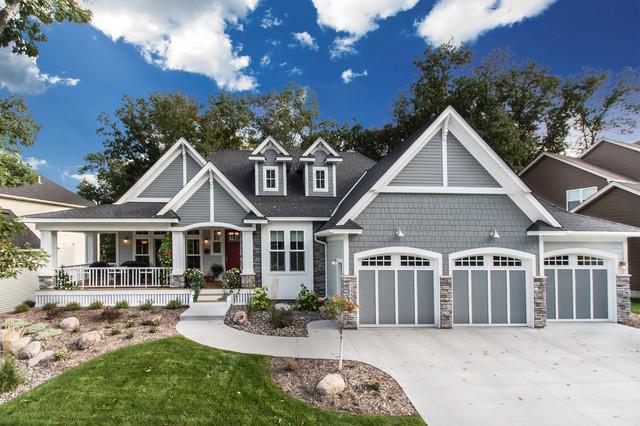 Architectural Designs Exclusive House Plan 73345HS Craftsman Exterior M