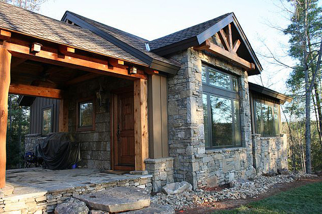 Beautiful Architectural Designs House Plan 11529KN   681 Sq. Ft. Vacation Escape  Rustic Exterior Good Ideas