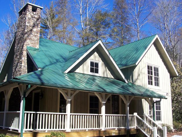 Architectural designs house plan 26607gg farmhouse for Tin house plans