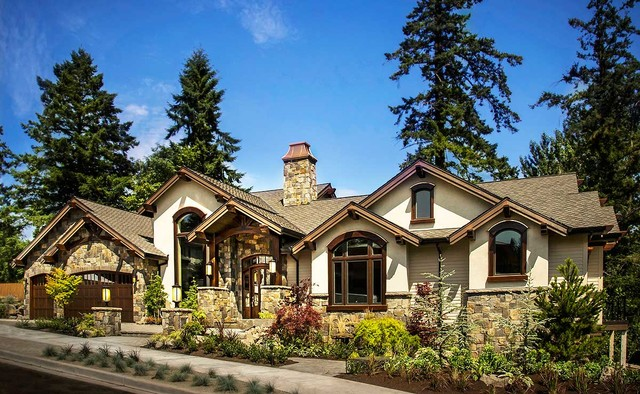 Mountain Tuscan Home Plan 85020ms Mediterranean